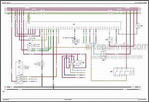 John Deere 3032e 3036e 3038e Diagnostic And Repair Manual