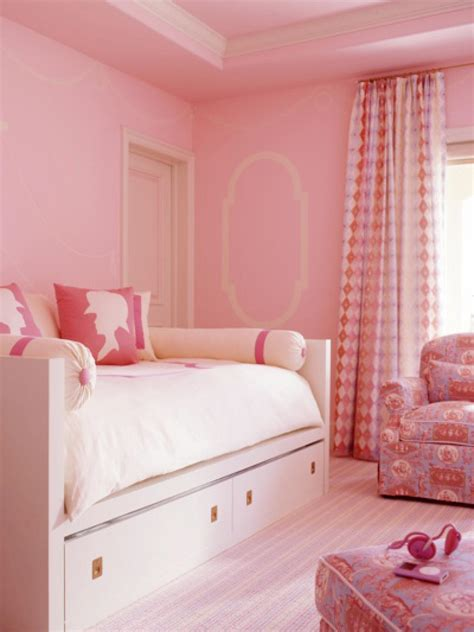 pink ls for bedroom behind the color pink hgtv