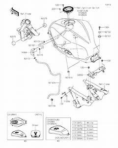 Kawasaki Ninja 300 Drawing