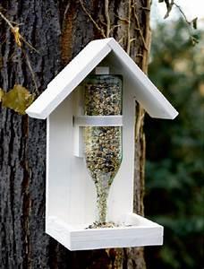 Vogelhaus Bauen Mit Kindern : vogelfutterhaus einfach mal selber bauen knauber ~ Lizthompson.info Haus und Dekorationen