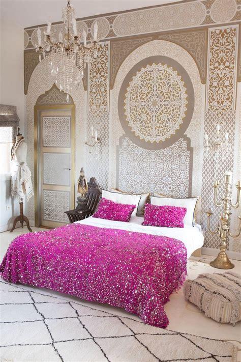 chambre marocaine decoration marocaine chambre