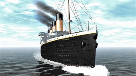 Titanic Boat Scene Pic by Titanic Ship Wallpapers Wallpaper Cave