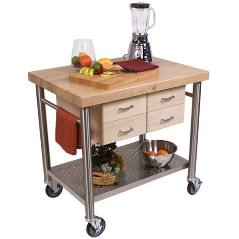 boos kitchen island free shipping on kitchen islands with maple top 4902