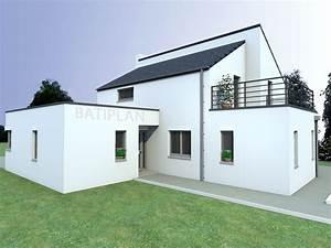 maison a construire plan plan maison vide maison de With faire plan maison 3d 2 toulon var 83 architecte permis construire maison neuve
