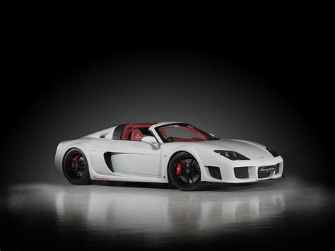 noble  speedster production  start  year