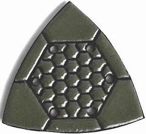 Beton Schleifen Schleifpapier : diamant polierscheiben f r deltaschleifer dreickschleifer ~ Watch28wear.com Haus und Dekorationen