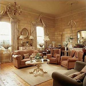 Classic, Home, Design, With, Various, Color, Ideas