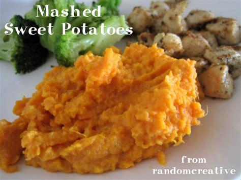 simple sweet potato recipe easy healthy sweet potatoes recipe mashed sweet potatoes