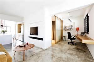 home floor and decor concrete screed the look alikes home decor singapore