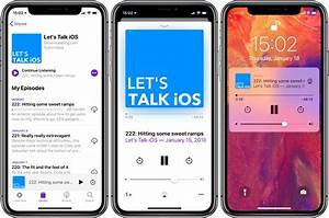 Tip: stop the Podcasts app from auto-advancing to the next ...
