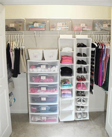 Closet Organization Ideas For Apartments by My 7 Total Closet Makeover Interior Motives Small