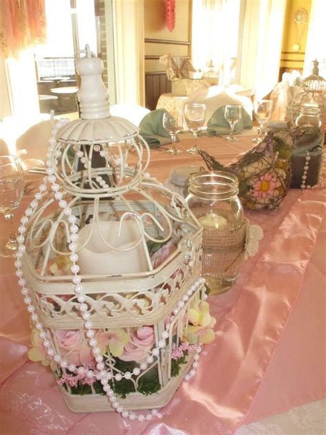 vintage shabby chic garden delight baptism party ideas