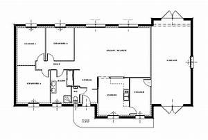 elaborer le plan de sa maison guide plan maison constructeur With plans de maison en l 8 conception et realisation de plans maison dessin