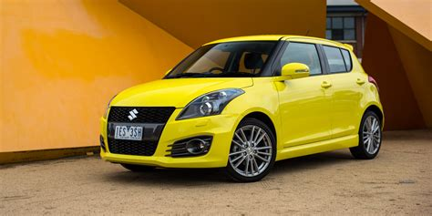 2016 Suzuki Swift Sport Navigator Cvt Review Caradvice