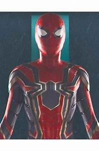 Peter Parker Avengers Infinity War Spiderman Jacket  Spiderman