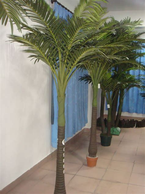 sjh wholesale artificial areca palm tree indoor