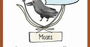 Moses  A Raven  In Animal Farm