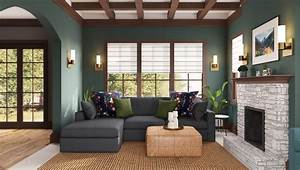 5, Living, Room, Paint, Color, Ideas, To, Refresh, Your, Space