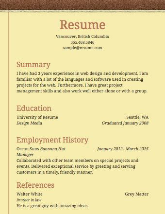sle resume simple simple resume 100 images resume