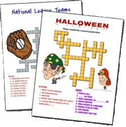 crossword puzzle maker tons  resources   site
