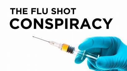 Flu Shot Conspiracy Vaccine Shoulder Pain Effects