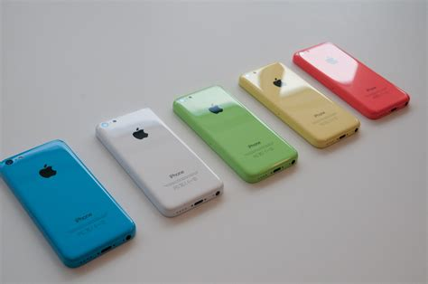 iphones 5c on with the new iphone 5c