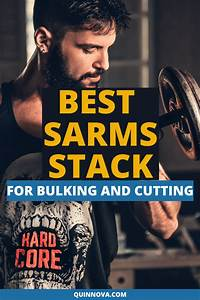 Sarms Stack Cycles  How To Combine The Best Sarms Supplements For Fast Muscle Growth  U2026