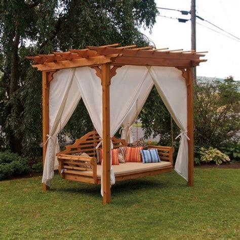 187 pergola swing bed plans pdf patio cover plans