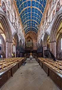 Carlisle Cathedral - Wikipedia