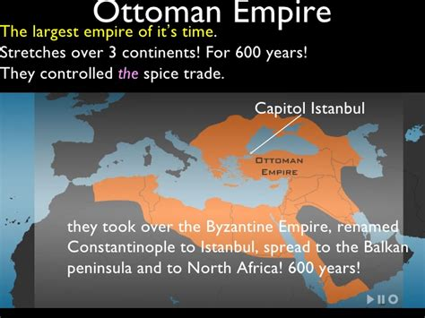 Ottoman Empire 1500 by World In 1500 Ottoman