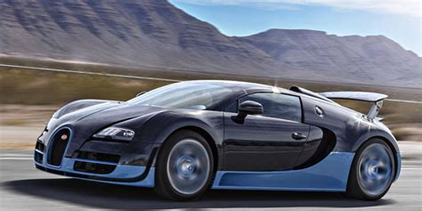 It was made to celebrate the unique heritage of ettore bugatti by at 4.47m, the bugatti veyron 16.4 is surprisingly compact when you consider its enormous capability. Bugatti opens 'Dynamic Drive Experience' in US