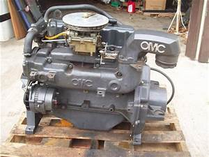 Omc 3 0 L Liter 140 Engine Motor For Sale Omc 3 0 L Liter