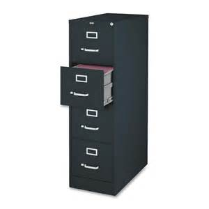 lorell 60198 vertical file cabinet 18 quot x 26 5 quot x 52 quot steel 4 x file drawer s