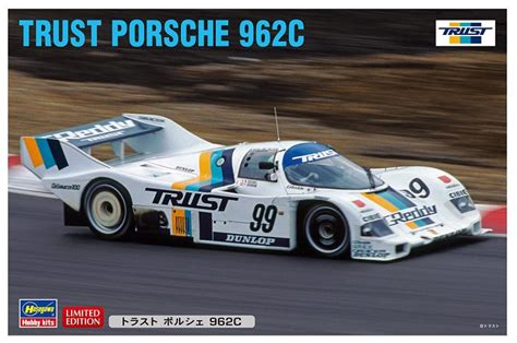 Porsche's 956/962 series of prototype sports racers had a competitive lifespan at the highest level of racing for the best part of two decades and racked up more wins across the globe than any 17 classic endurance victories fell to the model, including seven at the le mans 24 hours and six at daytona. Review: Porsche 962C Limited Edition- Trust Racing | IPMS ...