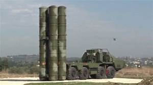 Syria conflict: Russia deploys anti-aircraft missile ...