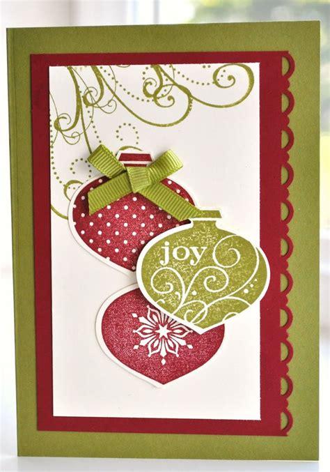 Christmas Cards Homemade  Christmas Card Making Class