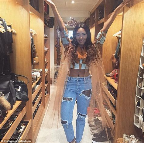 mr eazi bikini inside the glamorous world of the nigerian socialite