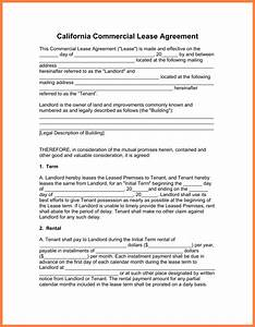 8 standard commercial lease agreement template purchase With standard tenancy agreement template