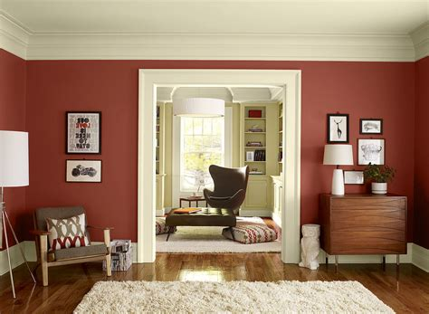 43 two color living room how to pull two toned walls