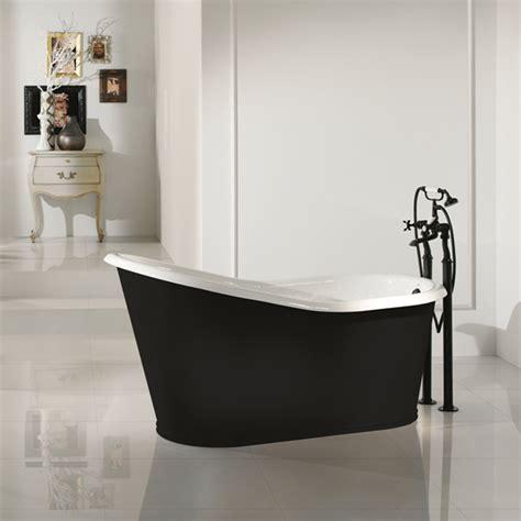 bagno in vasca vasca da bagno freestanding di design in ghisa verniciata