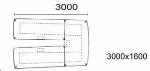 Tisch SIRIO Fr Multimedia Raum 2400x1600 Mm