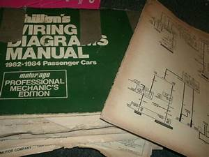 1984 Ford Mustang Mercury Capri Wiring Diagrams Schematics
