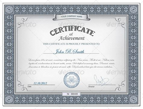 Photoshop Certificate Template by 13 Certificate Templates Psd Images Free Clip Gift