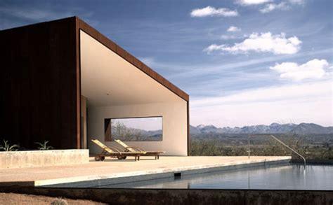 modest  beautiful minimalist desert house design digsdigs