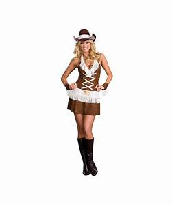 Adult Howdy Partner Cowgirl Costume Women Costumes