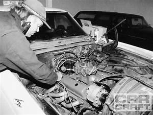 1972 Chevy El Camino 350 Engine Rebuild