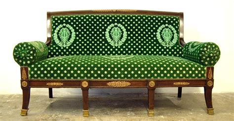 sofa canapé différence empire ormolu sofa item 2792 for sale