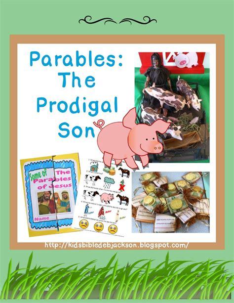 parable of the prodigal lots of sunday school lesson 892   1da15806b8ea0a00ec8036f17bffacc3