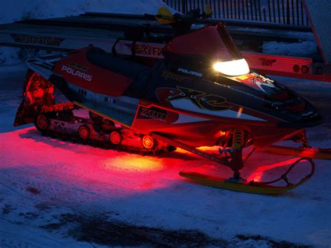 led lights for snowmobile mounting led lights for my sled