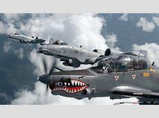 The Aviationist » Fairchild Republic A10 Thunderbolt II
